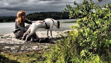 Emma in Schweden © Pfotentour