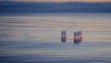 Lantern-Floating