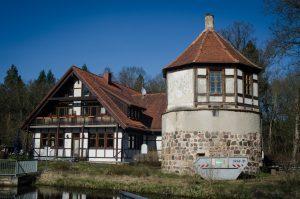 Gasthaus Neue Mühle © Pfotentour