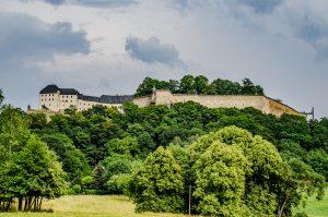 Festung Königsstein © Pfotentour