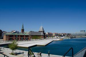 Aarhus Hafen © Pfotentour