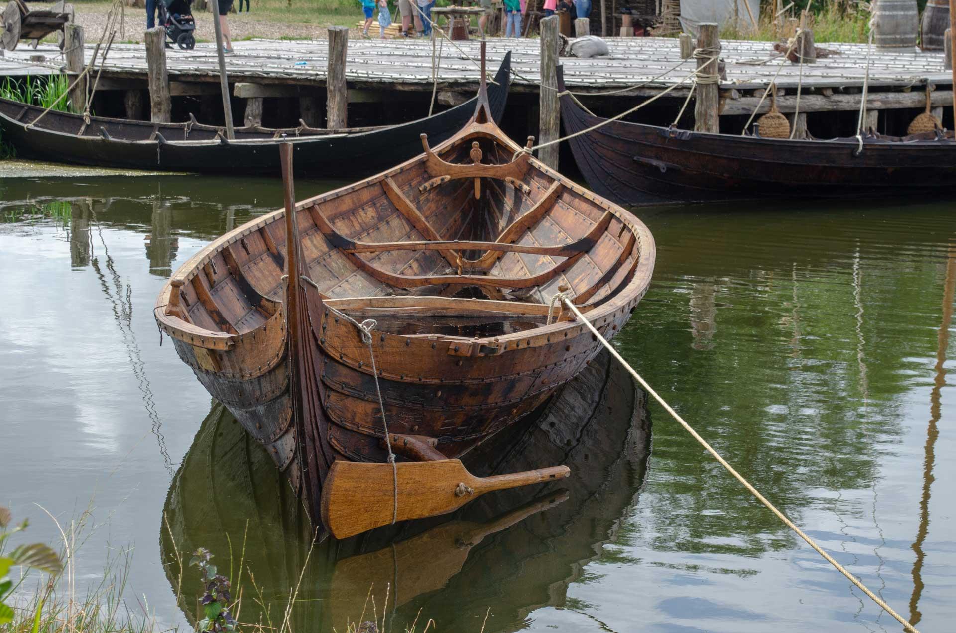 Vikingercenter Ribe © Pfotentour