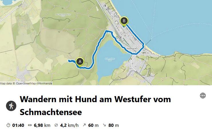 © Leaflet | © Komoot | Map data © OpenStreetMap-Mitwirkende