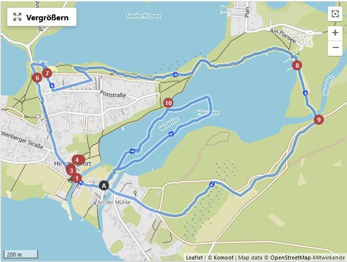 © Leaflet   © Komoot   Map data © OpenStreetMap-Mitwirkende